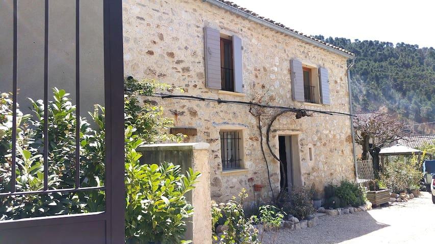 Gite - Drôme Provencale - Propiac - Ev