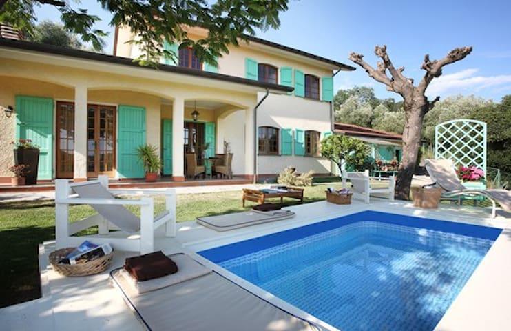 VILLA LAVANDAIA TOSCANA - Stiava - Huis