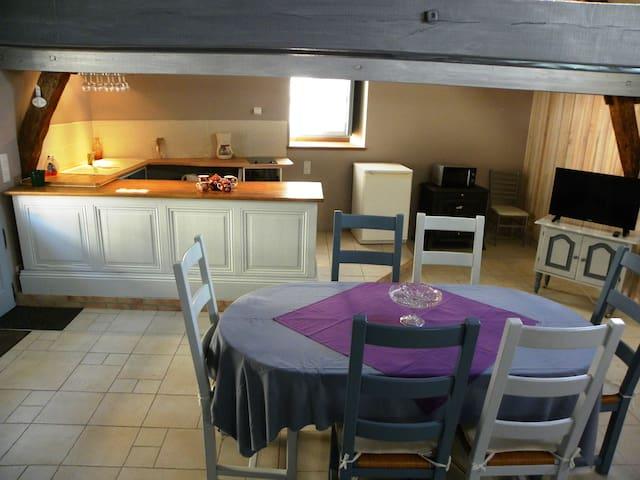 Gîte de La Graine - L'Île-Bouchard - Huis