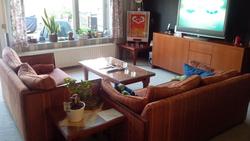Complete, ruime  woning. - Spijkenisse - Casa