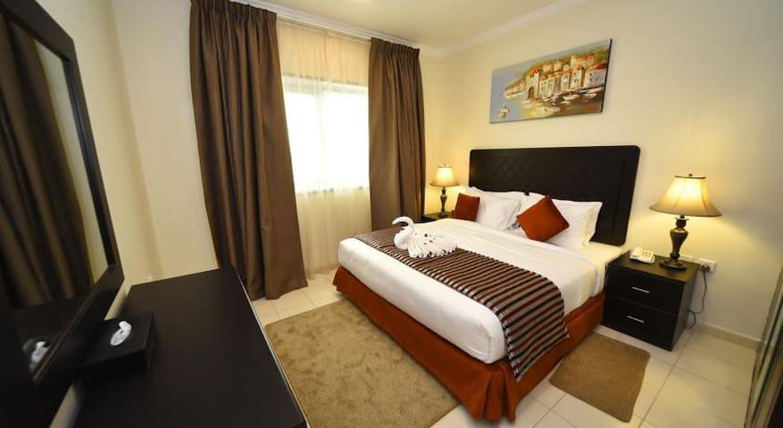 Brand New Fully Furnished Hotel Apartments Ajman - Ajman - Departamento