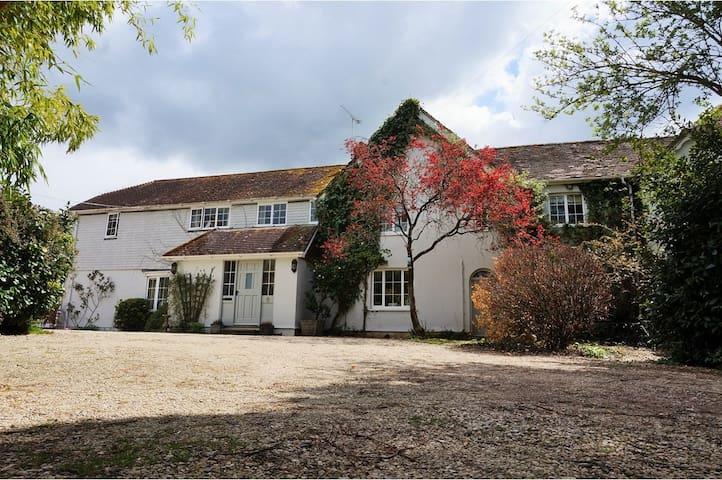 Double Room, Hawthorn Cottage, Child Okeford - Child Okeford - Pousada