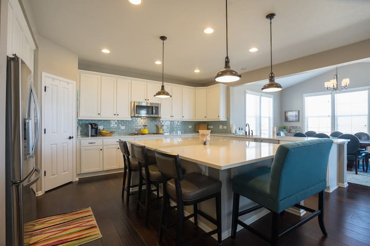 The Colorado Family Spot - Whole House - Parker - Hus