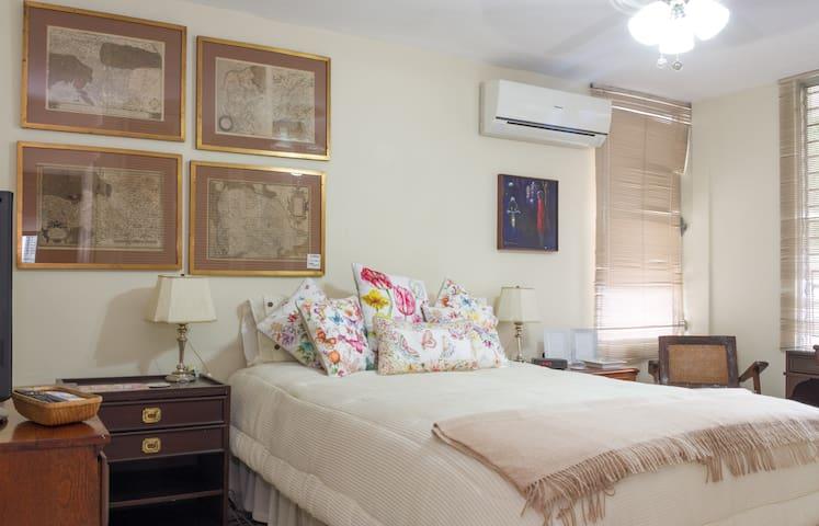 Comoda habitacion con baño privado - Panamá - Bed & Breakfast