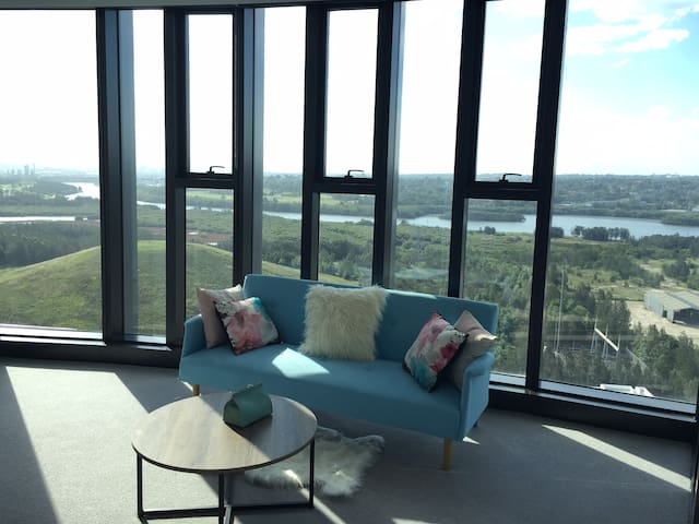 Water view brand new apartment - Wentworth Point - Appartement