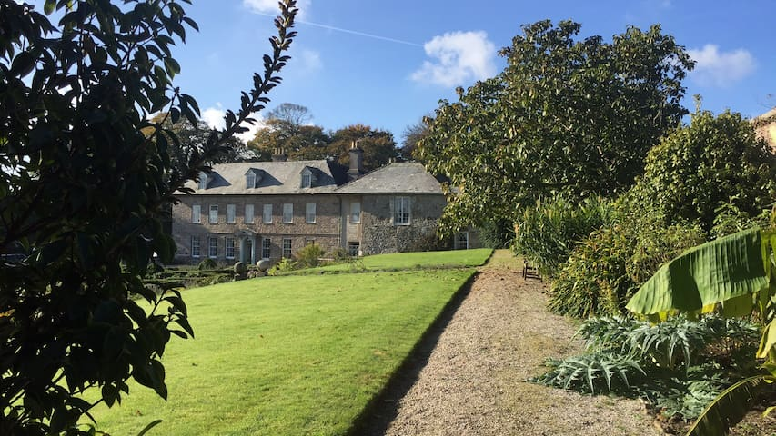 Country House Manor double - Cornwall - Bed & Breakfast