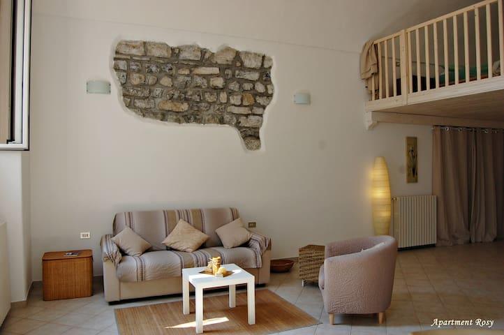 Smallvillage Apartment Rosy - Riva di Solto - Appartement