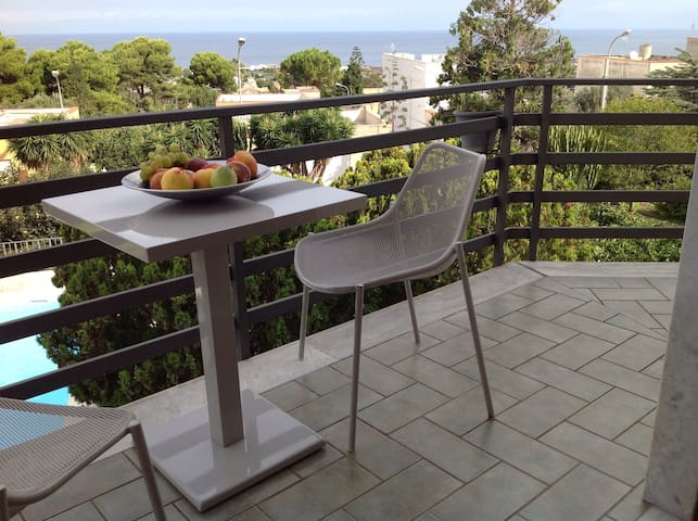 Appartamento in affitto turistico Sant'Andrea - Valderice - Apartament