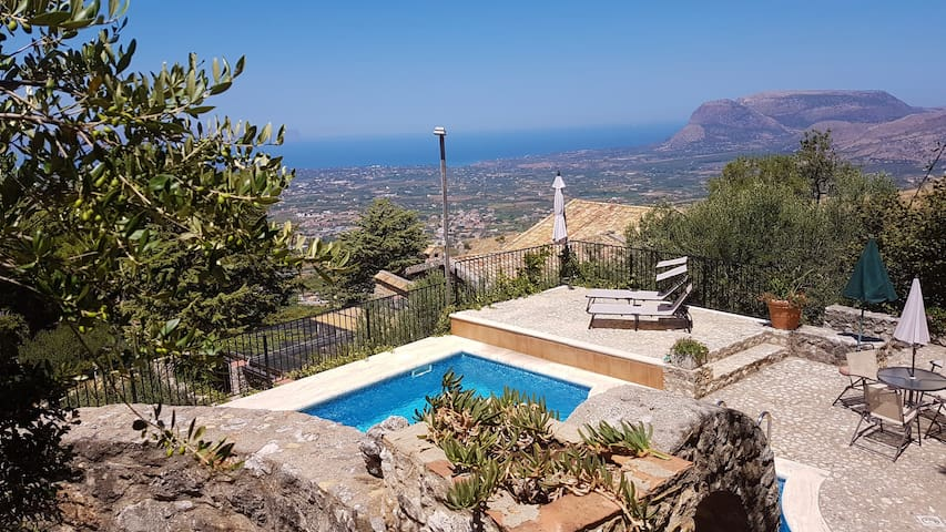 Holiday  House Sicily - Romitello - Daire