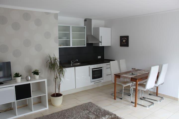 Schicke Wohnung mit tollem Ausblick - Nickenich - Appartement