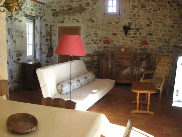 maison de campagne - Boisredon