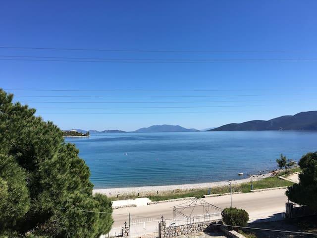 Korfos beach - Korfos - Appartement