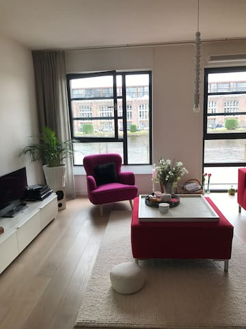 Beautiful appartment  nearby centre of Haarlem - Haarlem - Apartamento