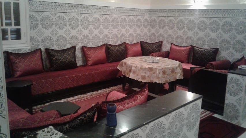 appartement Hajar - Marrakech