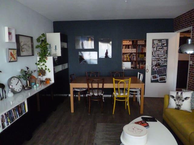 Peps & cosi flat between Paris and Auvers Sur Oise - Franconville