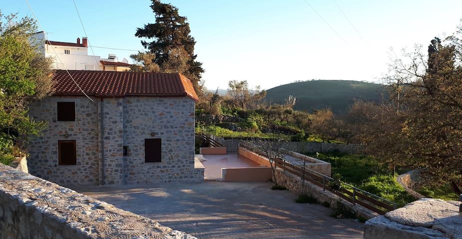 Horizon Villa Kastellos Rethymno - Kastellos - Huis
