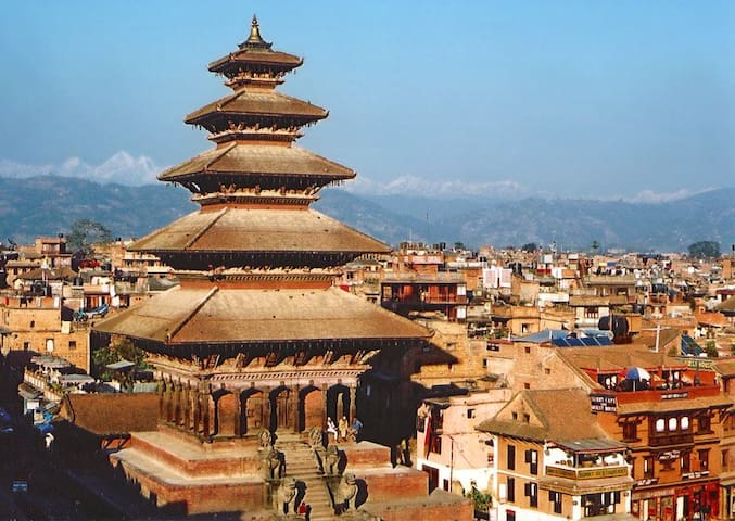 Cozy 3 bedroom  in historic town - Bhaktapur - Talo