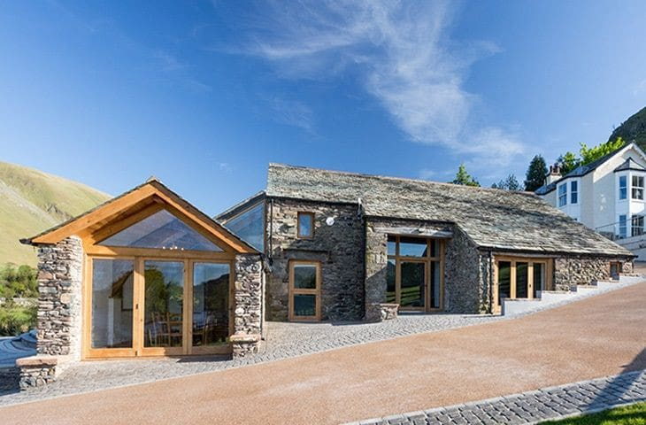 The Great Barn - Ullswater, The Lake District - Huis