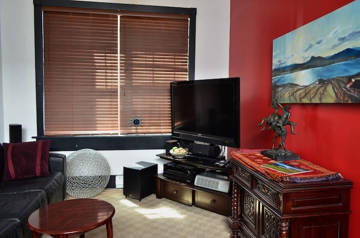 The Marbella Apartment Hotel  #203 ALLEY CAT - Penticton - Apartmen