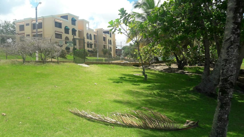 Apartment with private beach. - Naguabo - Lägenhet