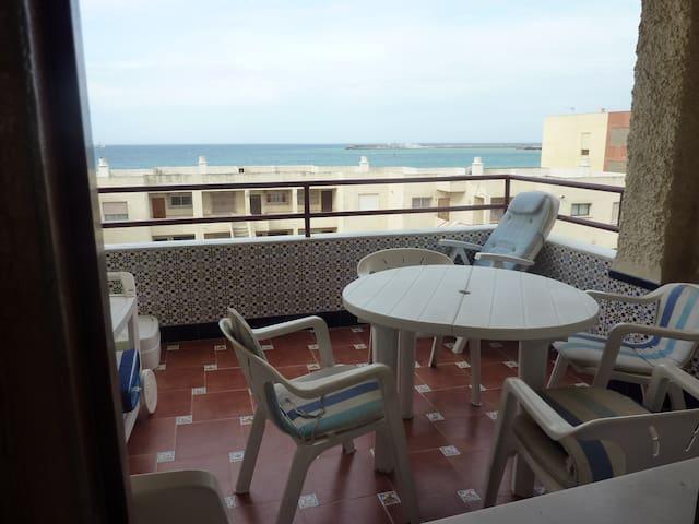 Apartamento en la playa de Barbate - Barbate - Wohnung