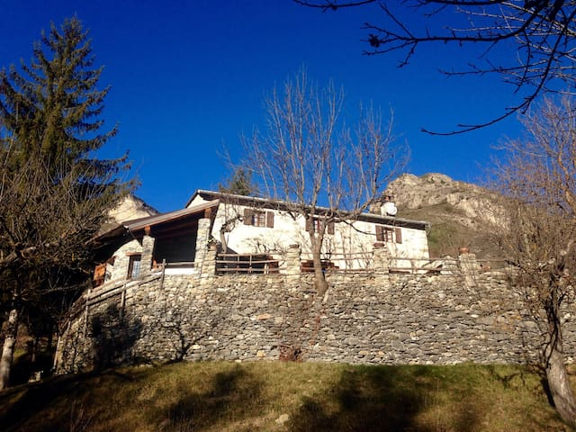 Les Granges de la Pia Bed & Breakfast Mercantour - Tende - Bed & Breakfast