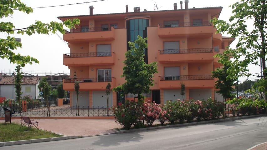 Appartamento Orange - Bellaria - Huoneisto