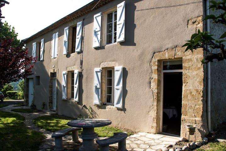 Maison Haumont à Mouches - Mouchès - Huis