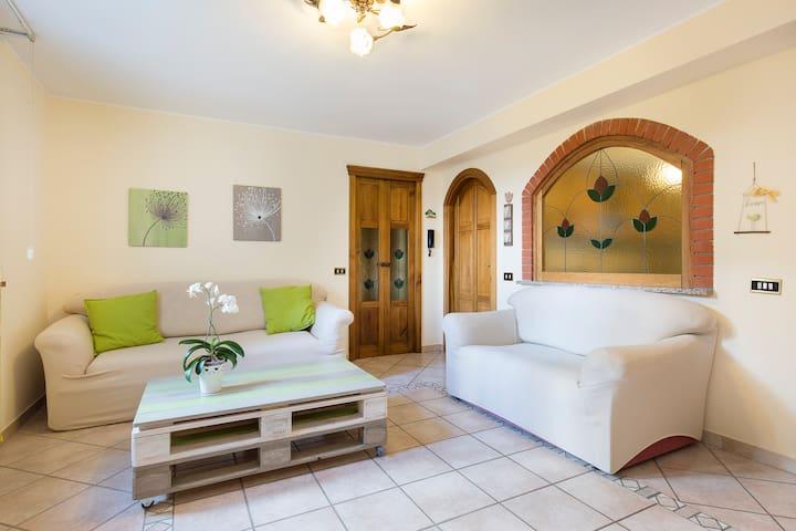 Casa Giardino - Castiglione Olona