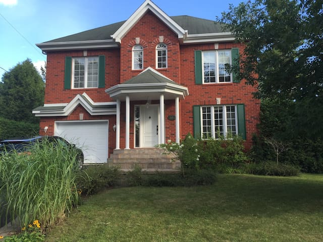 Big and cozy house with pool - Blainville - Casa
