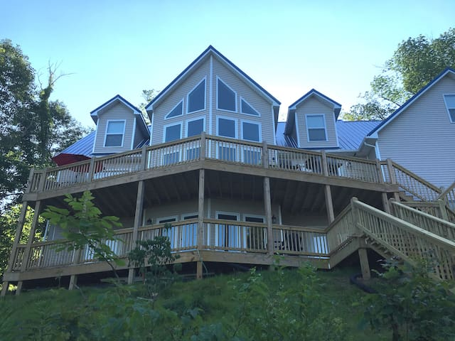 Rough River Lake House - Hardinsburg - Huis