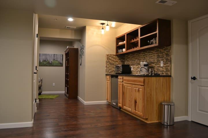 Cozy Basement Apartment - Fort Collins - Casa