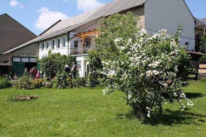 Ferienwohnung im Naturpark Nassau - Berg - Appartement