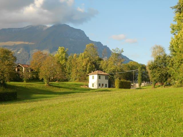 Villino indipendente Liscivera - Belluno - Huis