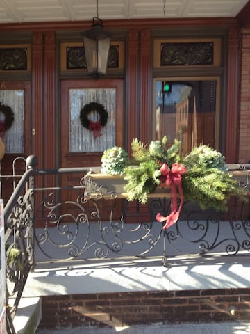 Charming suite in center of city - Lancaster - Haus