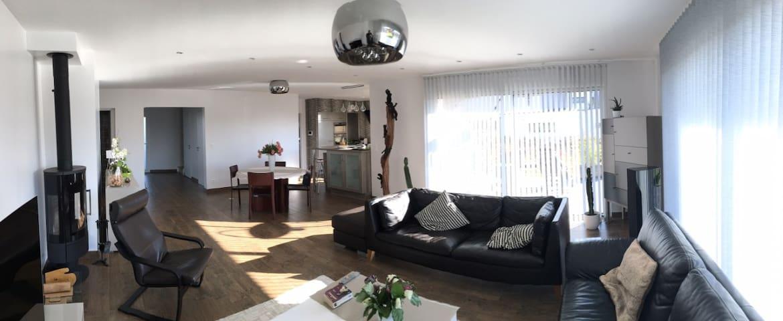 Chambre de 12 m2 dans une maison neuve - Belbeuf - Ev