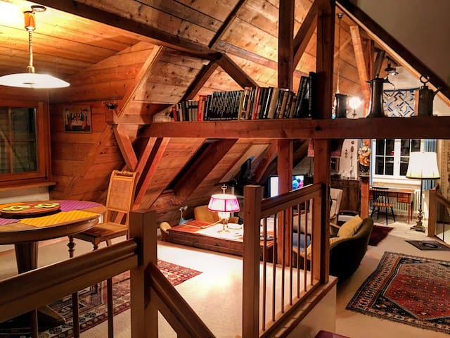 Welcome our Loft is ready for you - Magden - Byt