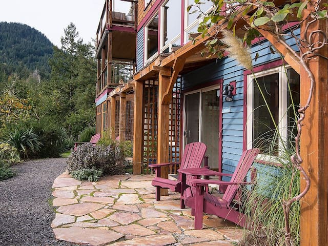 Hideaway bed and breakfast - Bowen Island - Oda + Kahvaltı