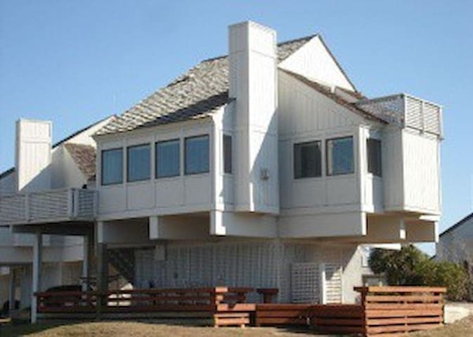 Villa with Golf Course and Sea View - Bald Head Island - Вилла