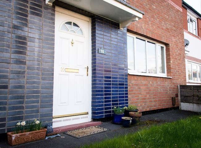 Homely flat in good location - Manchester - Daire