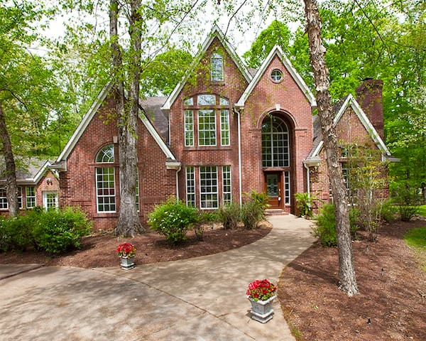 Entire floor suite in beautiful home, wooded lot - Oxford - Outros