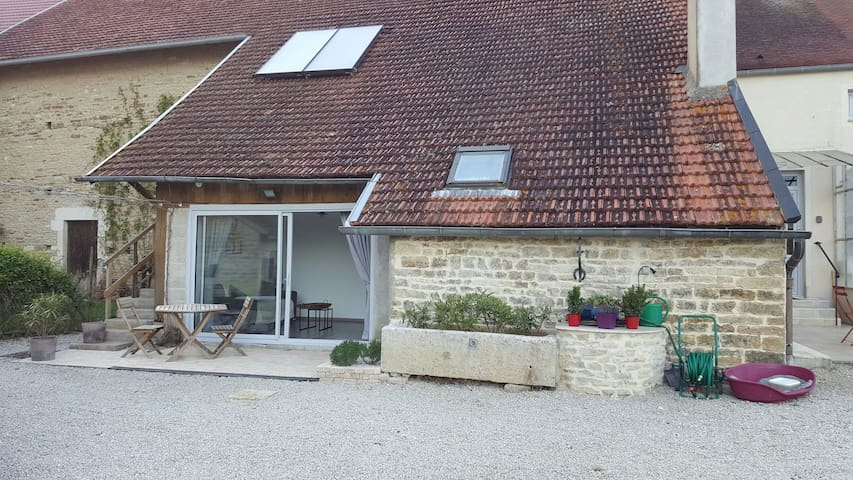Maison Bourguignonne - Bard-lès-Époisses - Casa
