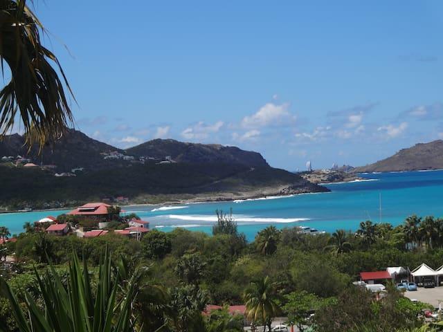 Cocoonig Studio à 2 pas de la plage - Gustavia