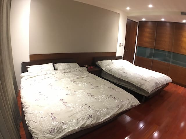 豪摘別樹-經典房 - Fengyuan District - Apartamento