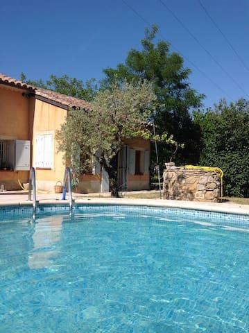 Appartment au Mnt Ventoux, Vaucluse, Provence - Malaucène - Wohnung