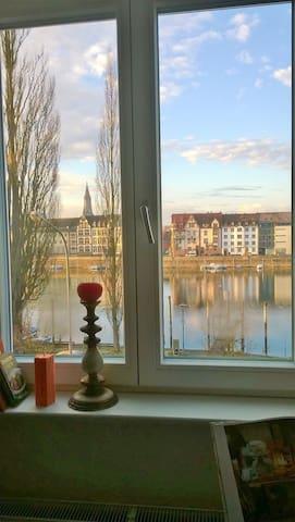 Zentrale Maisonettwohnung - Konstanz - Lägenhet