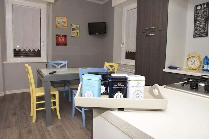 Monte-Lago - Pisogne - Appartement