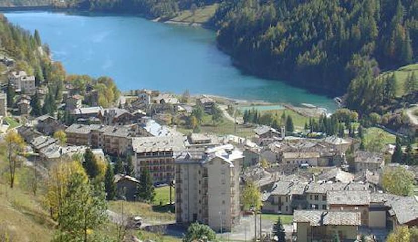 RELAX A PONTECHIANALE - Pontechianale - Appartement