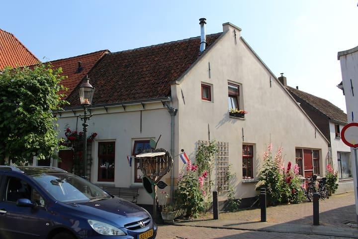 Familyfriendly 1800's designhouse - Ooltgensplaat - Ev