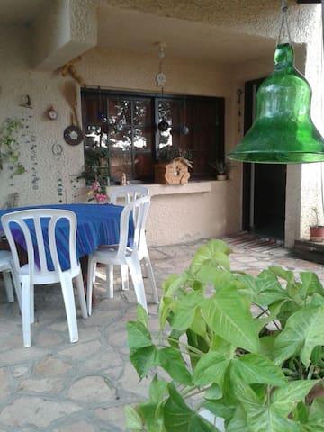 Cozy apartment with great garden - Departamento